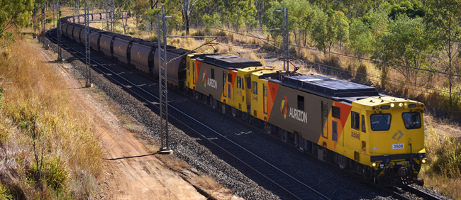 Courtesy of Aurizon